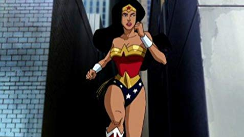 Wonder Woman (2009 Film) Animated Movie Review