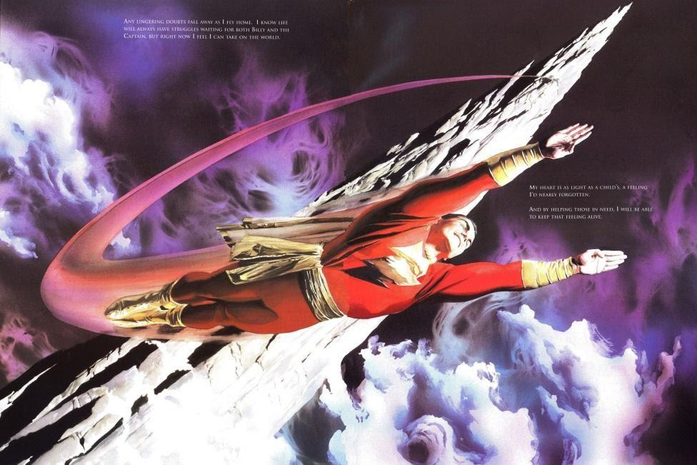 What to do with Shazam/Captain Marvel in DC comics.