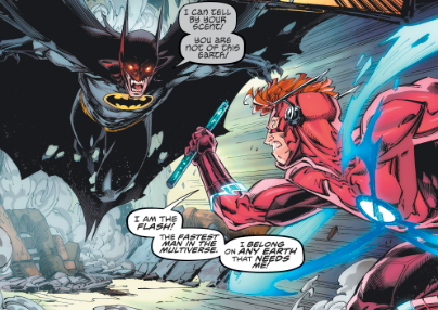 Flash Forward #3 Review by Kevin Tanza