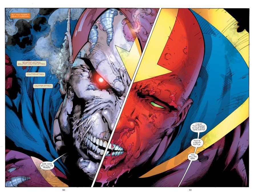 A review of Justice League: The Tornado's Path by Kevin Tanza