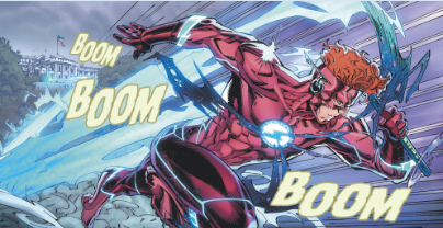 Flash Forward #2 Review by Kevin Tanza
