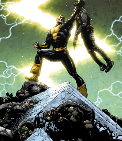 Here's why the Black Adam - Dark Ages storyline would be our choice for the next Shazam! movie