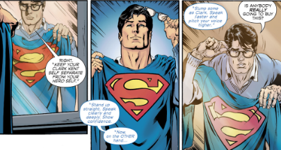 Man and Superman is one of the best comic book stories of 2019