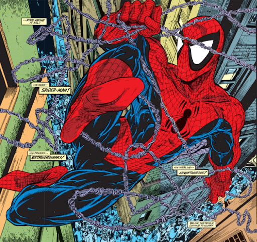 What makes Todd McFarlane's Spider-Man Torment so special?