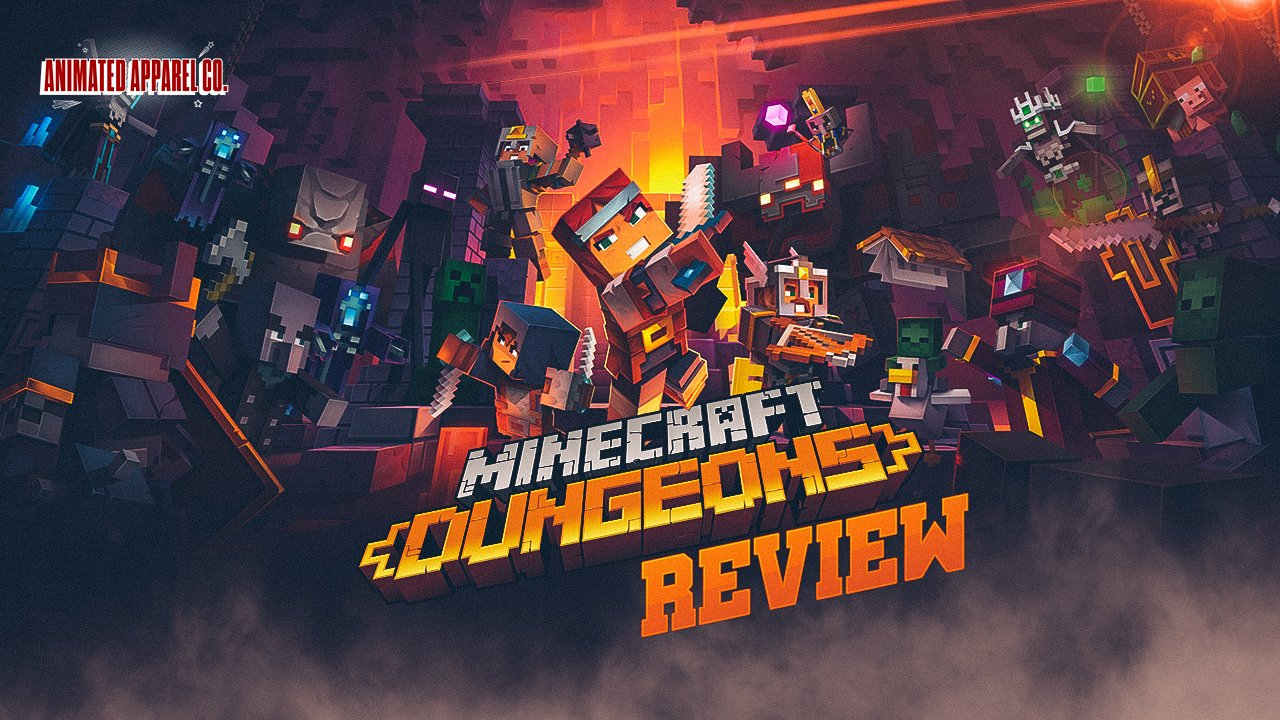 Minecraft Dungeons Review I A solid, family-friendly dungeon crawler.