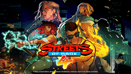 Streets of Rage 4 Review: Our Initial Review