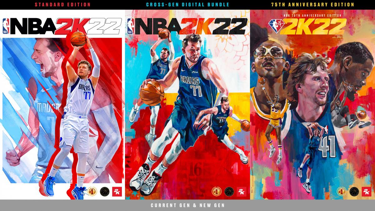 NBA 2K22 Box Art Revealed