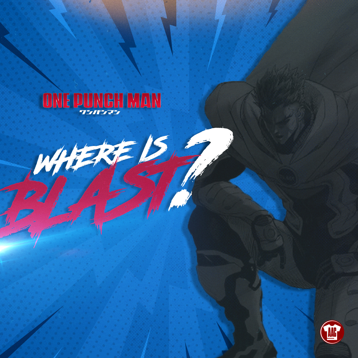 One Punch Man Theory - Where is Blast?