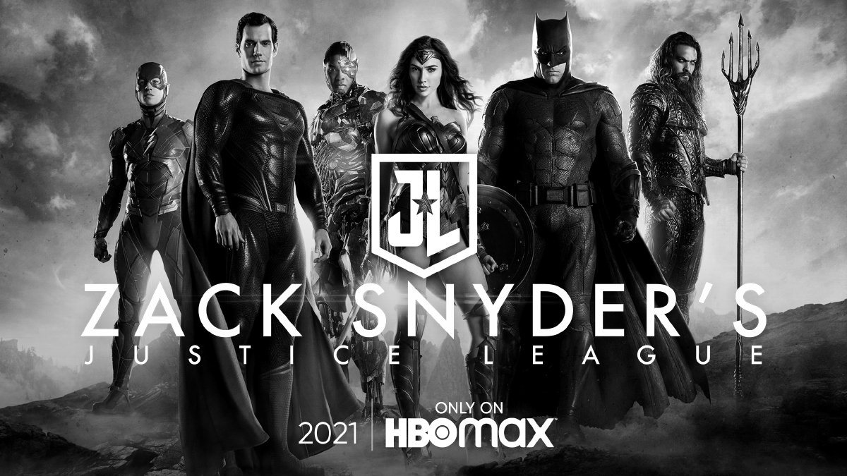 Zack Snyder's Justice League - Review