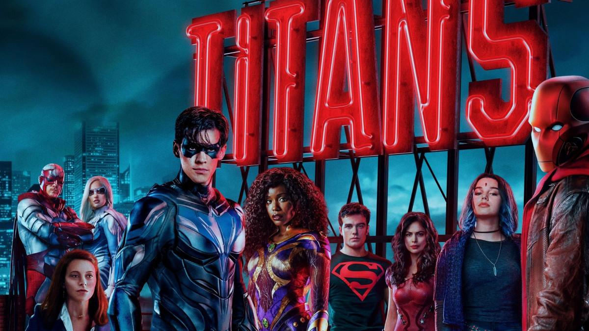 Titans Season 3 Announcement Trailer