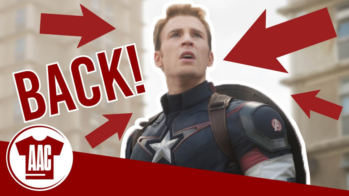 Captain America Might be Returning to the MCU!