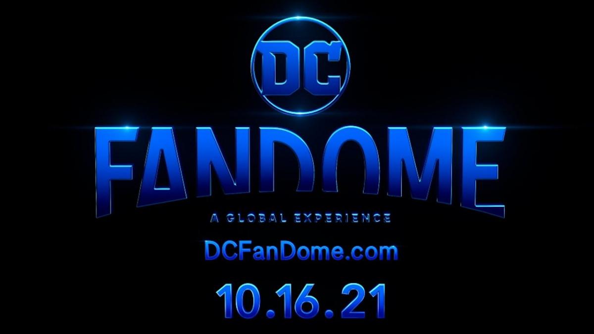 DC's Fandome Event Returns October 2021