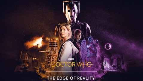 Doctor Who: The Edge of Reality is coming Next Year