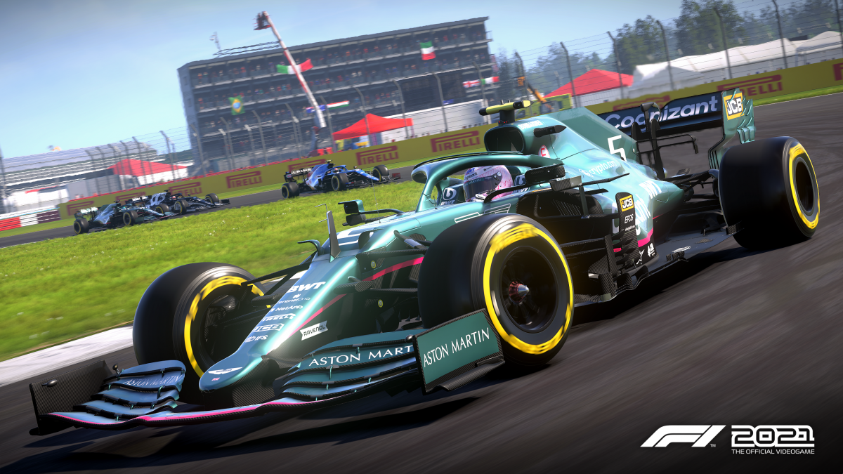 Codemasters 'F1® 2021' Releases Today!