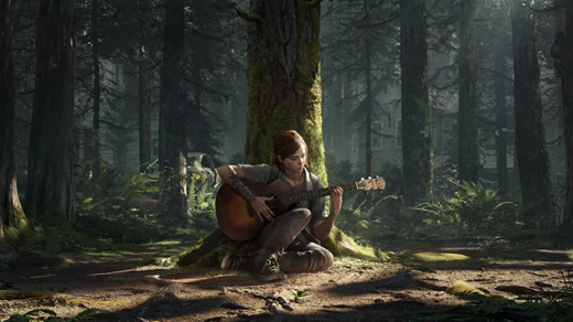 A Sneak Peak in to the Making of The Last of Us 2 by Naughty Dog