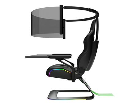 Innovating and Branching Out Further – Razer's Latest Futuristic Concepts Show the Ever-growing Strength of the Tech Giant