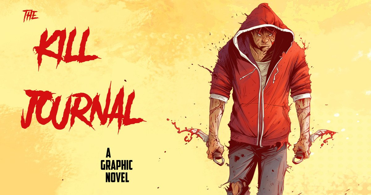 The Kill Journal Preview Review