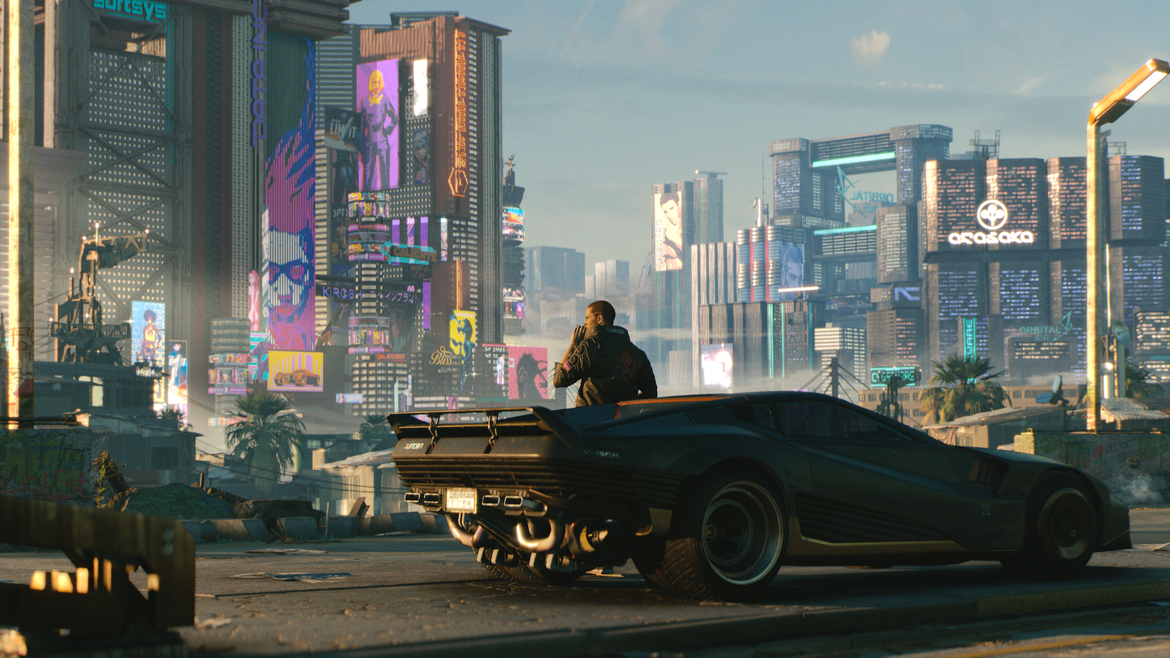 Cyberpunk 2077 is Coming Later than You Expected