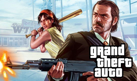 Image of Grand Theft Auto 6 Cover Art - Animated Apparel Company