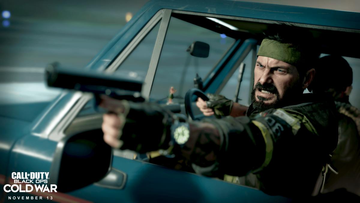 Image of gameplay for Call of Duty Black Ops Cold War