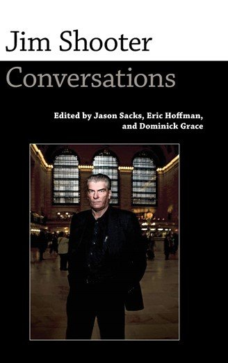 Image of Jim Shooter Conversations - Animated Apparel Company