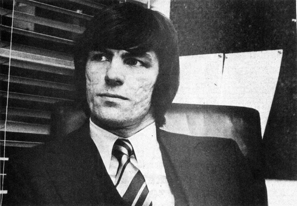 Jim Shooter as Marvel Editor-in-Chief - Animated Apparel Company