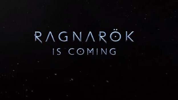 Image of Ragnarok from the Playstation 5 Showcase