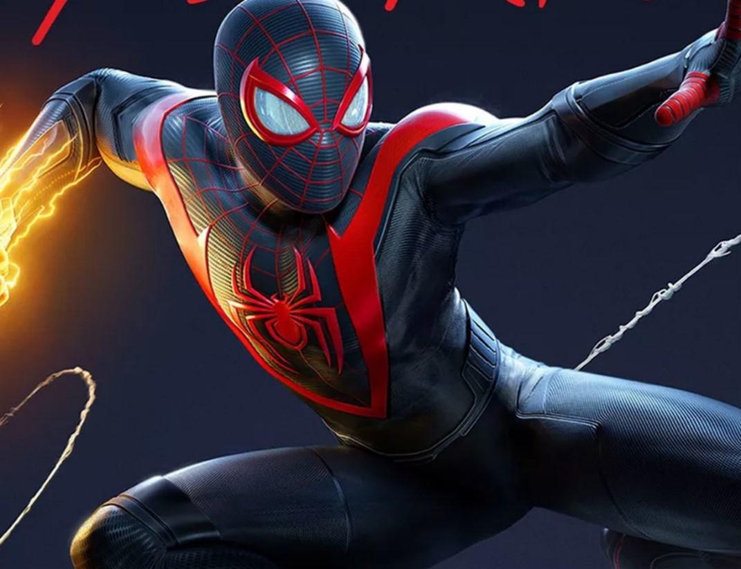 Image of Spider-Man Miles Morales