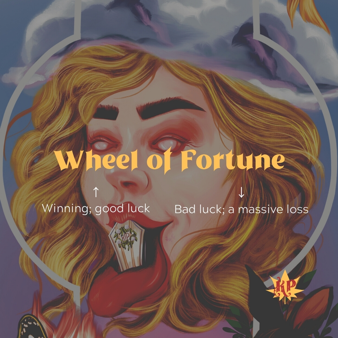 Wheel of Fortune   CULT Tarot Card Meaning