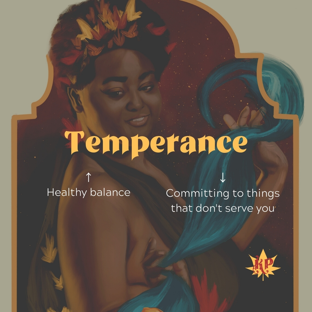 Temperance | CULT Tarot Card Meaning
