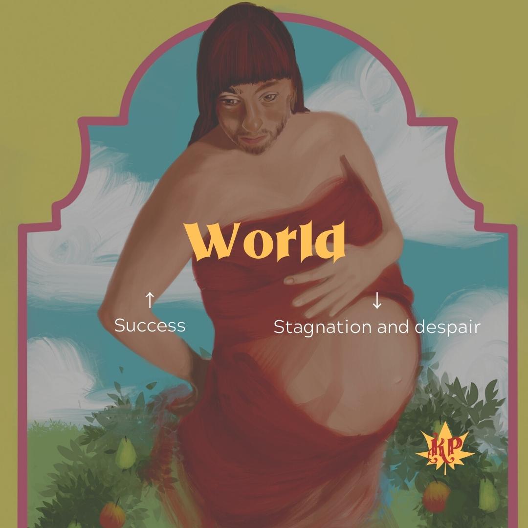 World   CULT Tarot Card Meeting