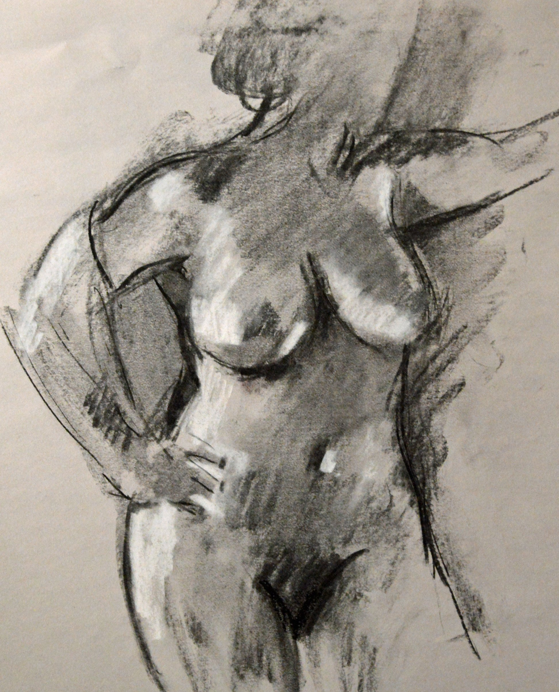 Where we are at with Live Figure Drawing in Pittsburgh