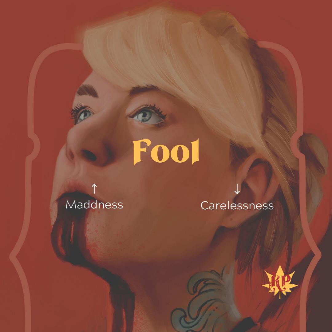 Fool | CULT Tarot Card Meaning | Bondage of Self