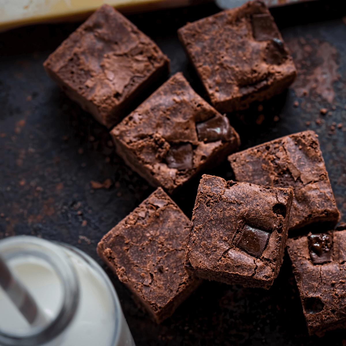 Chocolate Collagen Brownies