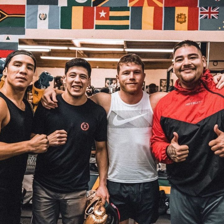 Train Like A Champion: How Andy Ruiz Jr Got in the Best Shape of His Life with HOTSUIT