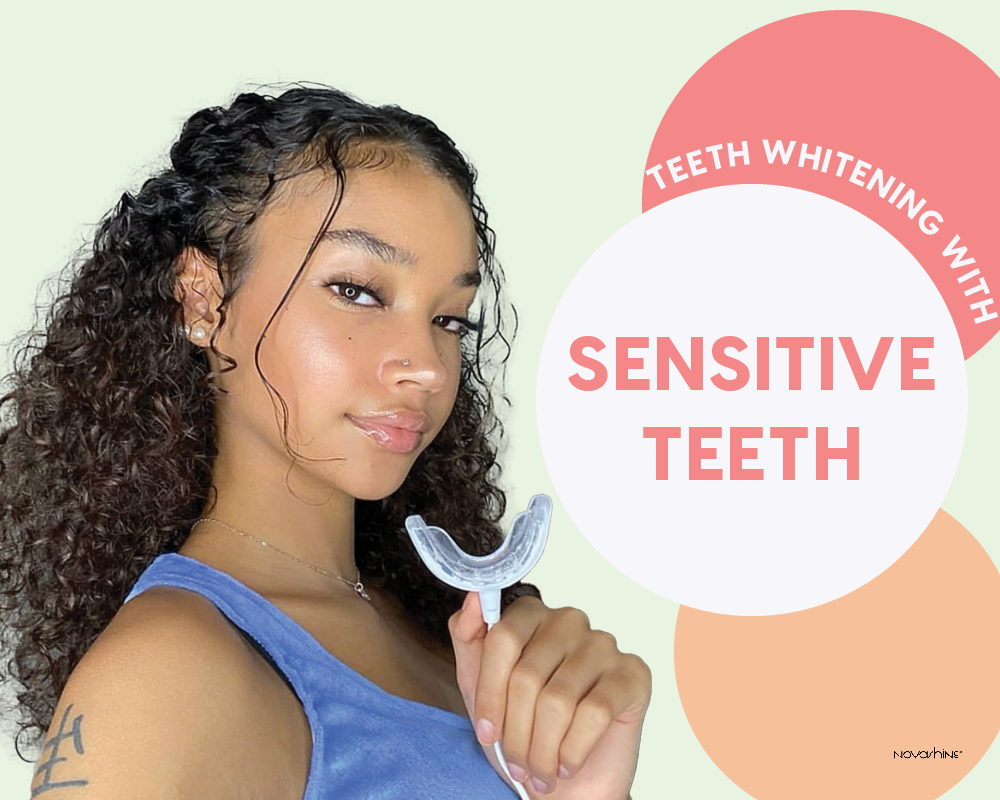 Teeth Whitening With Sensitive Teeth