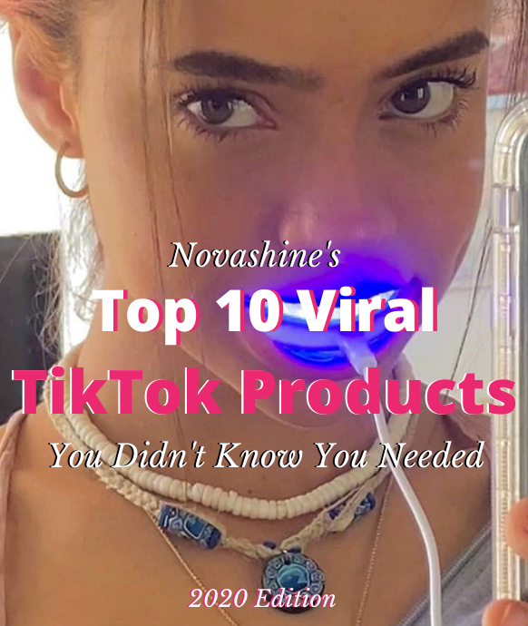 Top Ten TikTok Products You Didn't Know You Needed