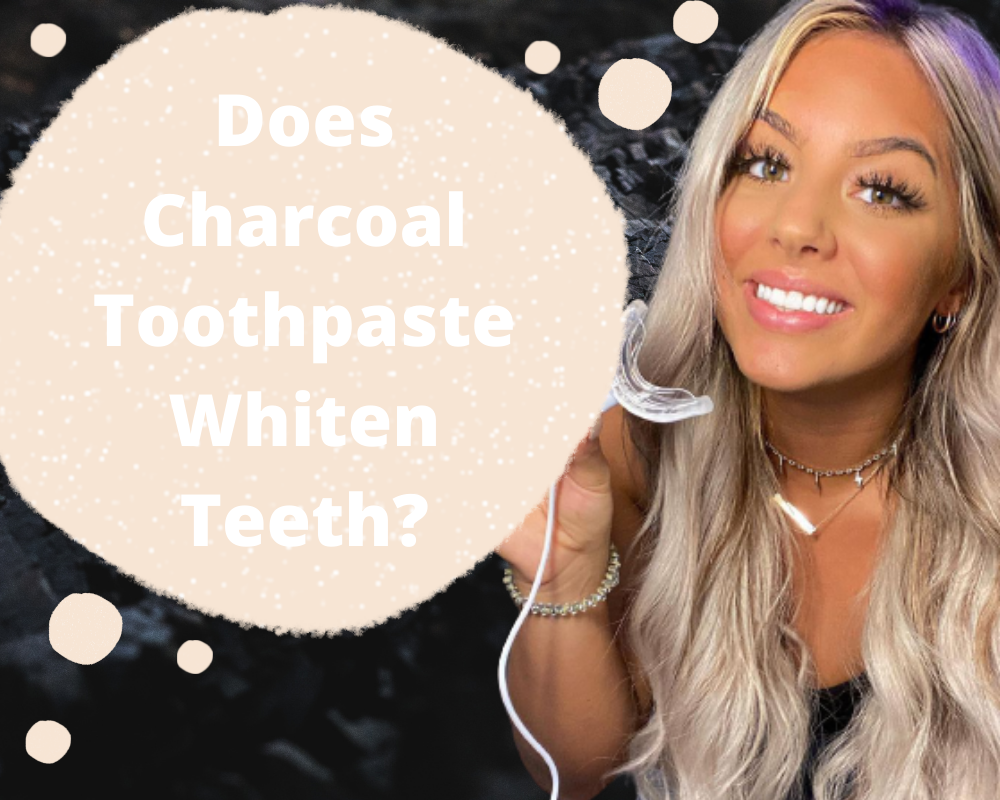 Does Charcoal Toothpaste Whiten Teeth?
