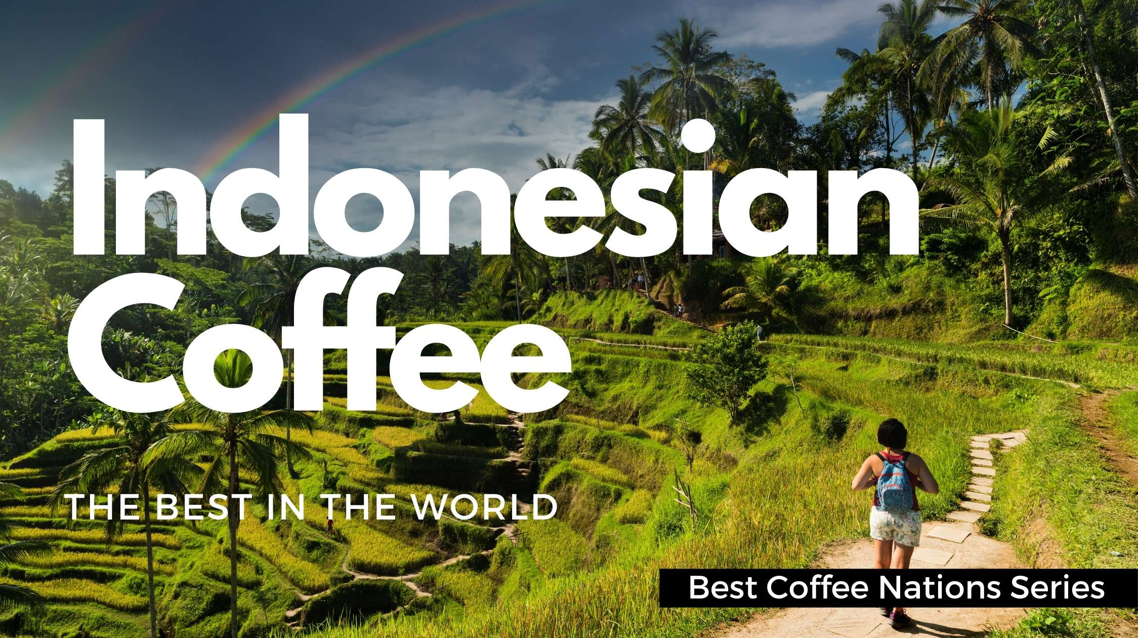 Indonesia - The Best Coffee Country in the World
