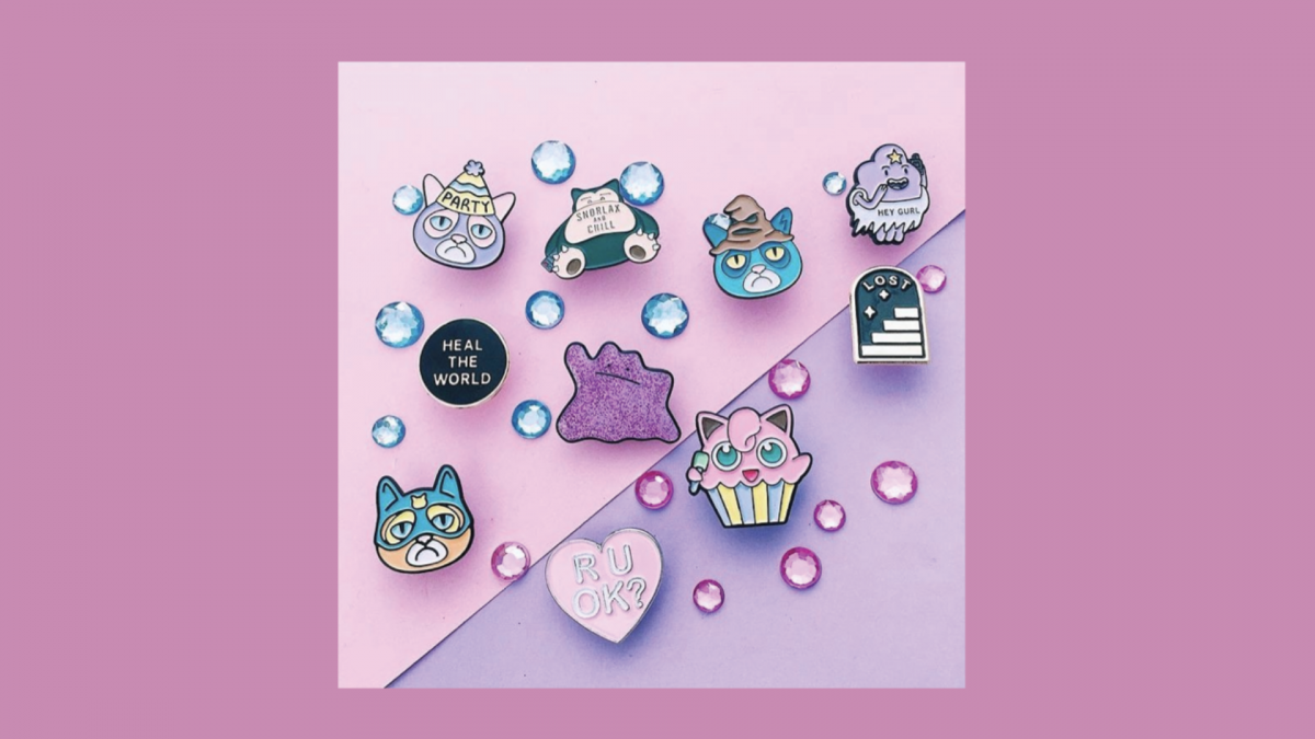 Learn how to create enamel pins