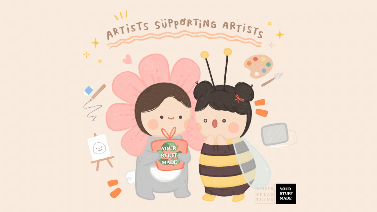 By artists, For artists