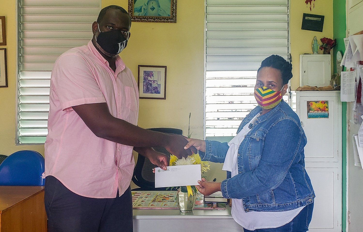 New Partnership with the Dominica Infirmary