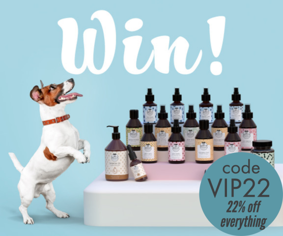 Try your luck and win £400 worth of products!