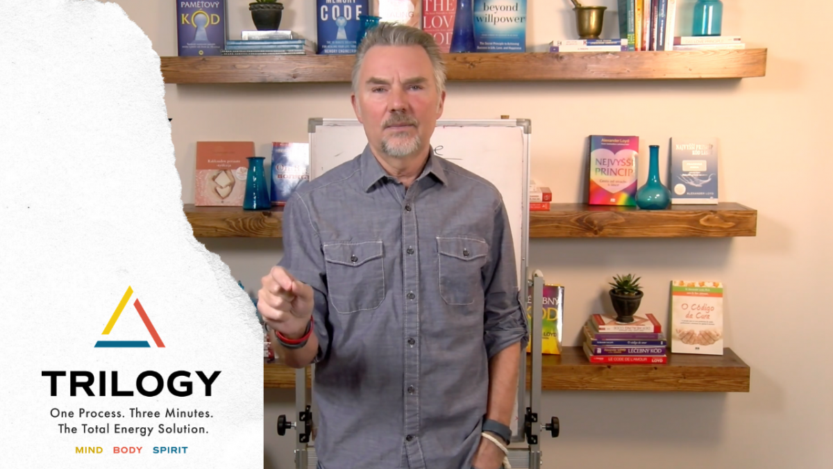 Introducing The 12 Steps of Trilogy For Health Healing