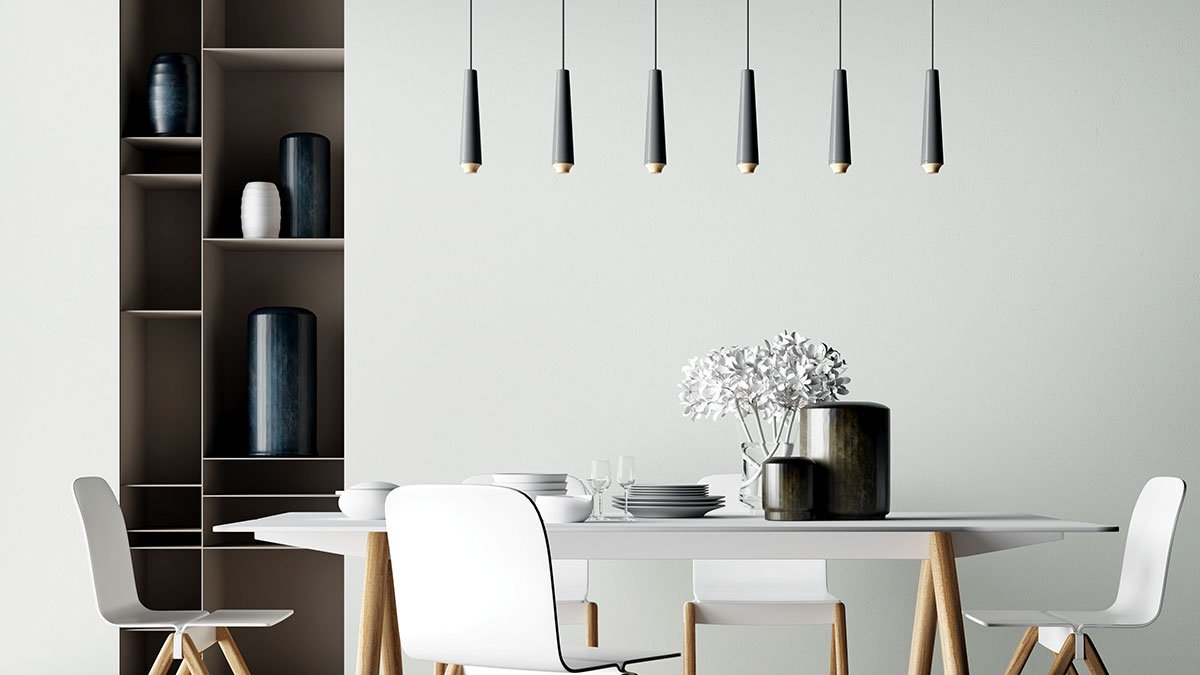5 Lighting ideas to transform your Dining Room