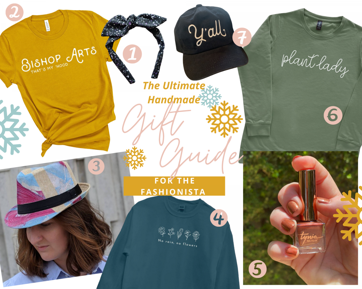 Gift guide, but make it fashion