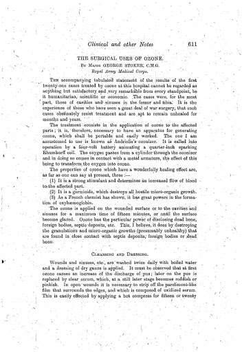early ozone therapy document 2