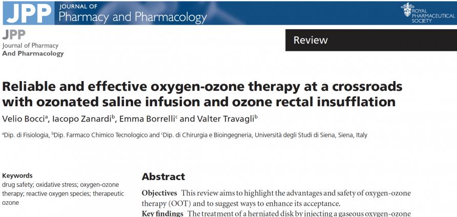 Rectal Ozone Description