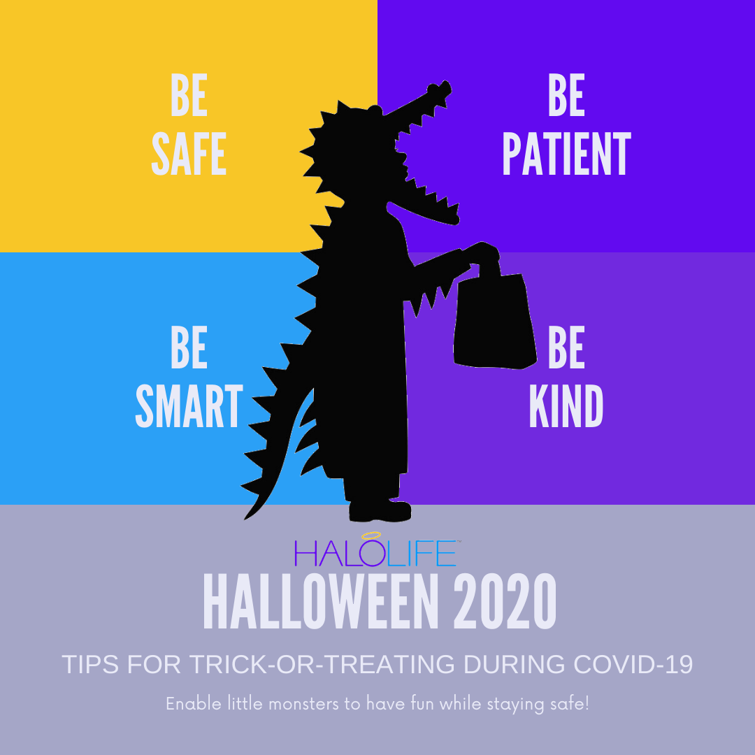 Halloween 2020: Tips for Trick-or-Treating During COVID-19