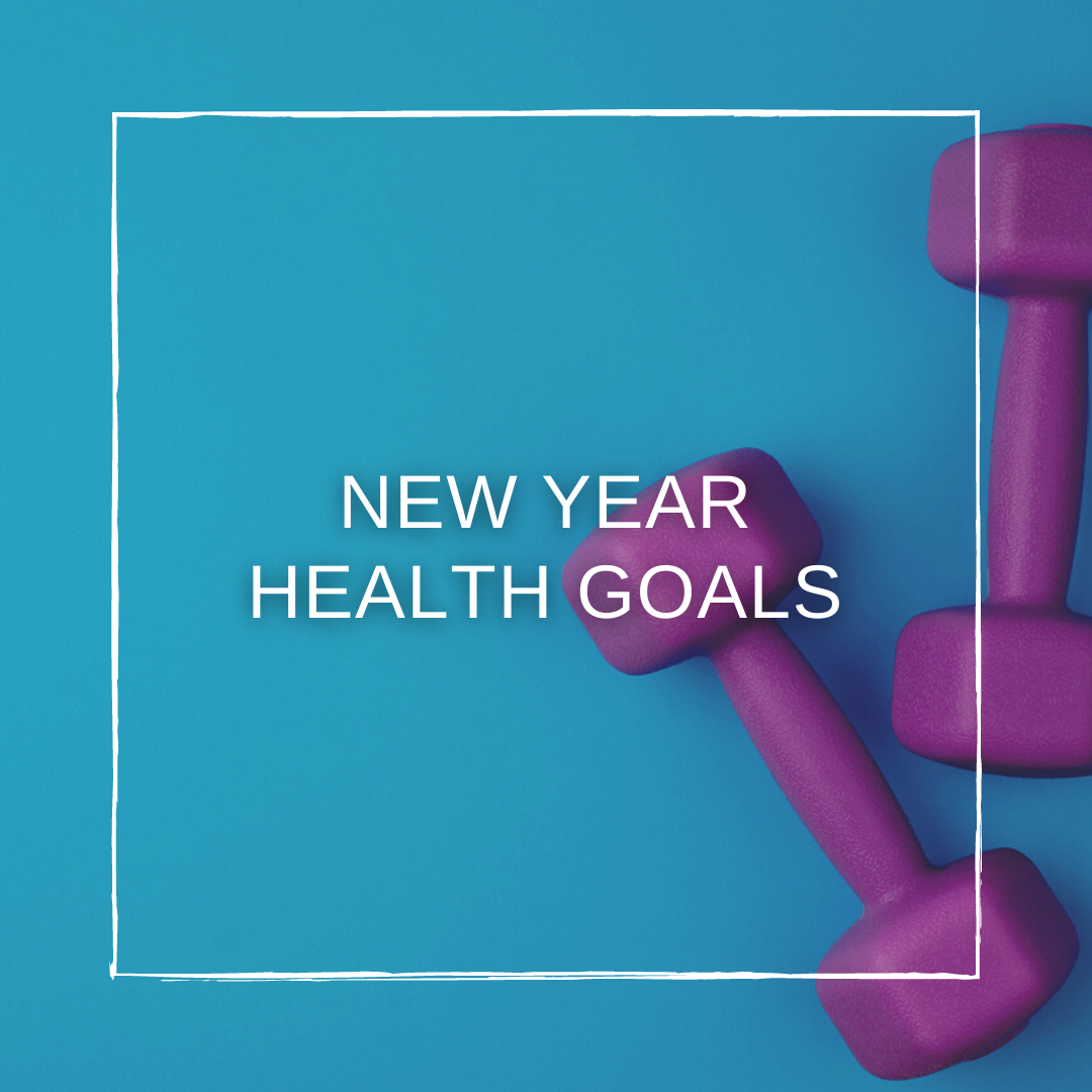6 Health Goals for the New Year